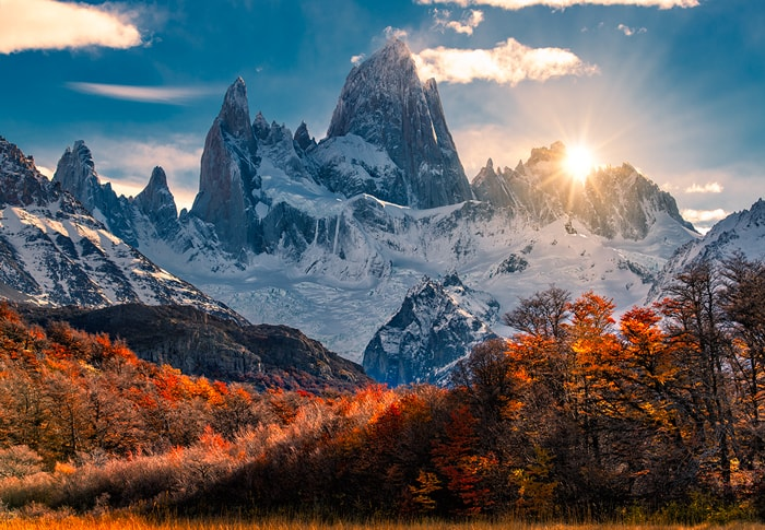 one shot from my resent photography workshop at Patagonia in autumn