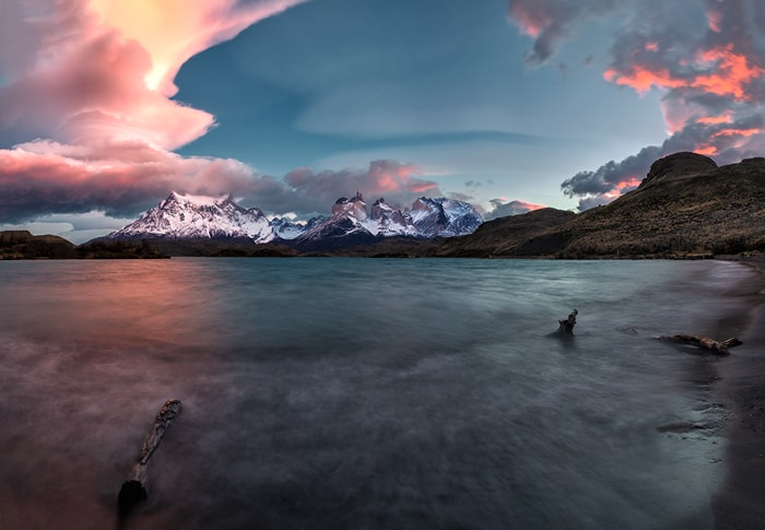 the ultimate adventure photography workshop in Patagonia