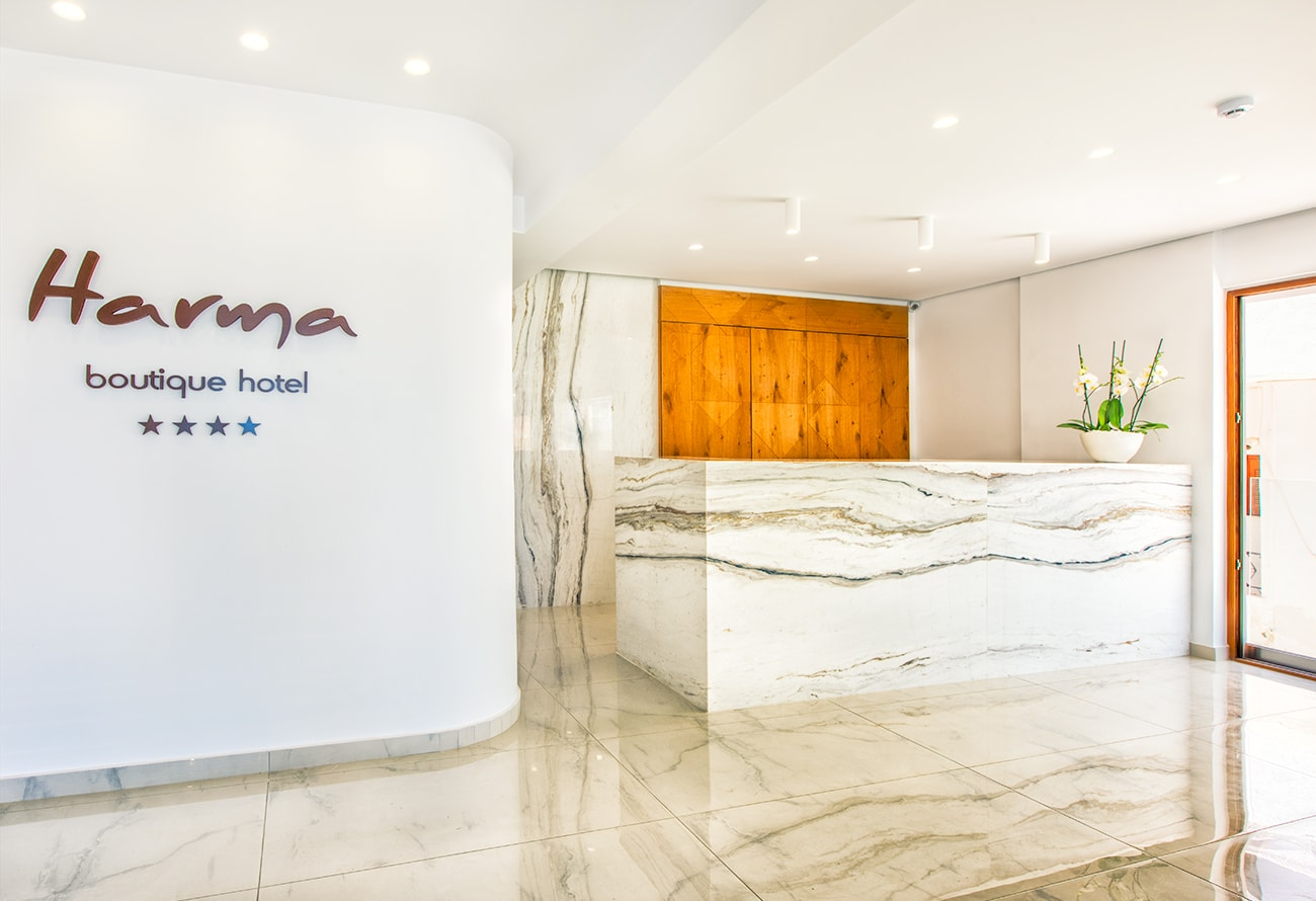cheronisos hotel harma boutique