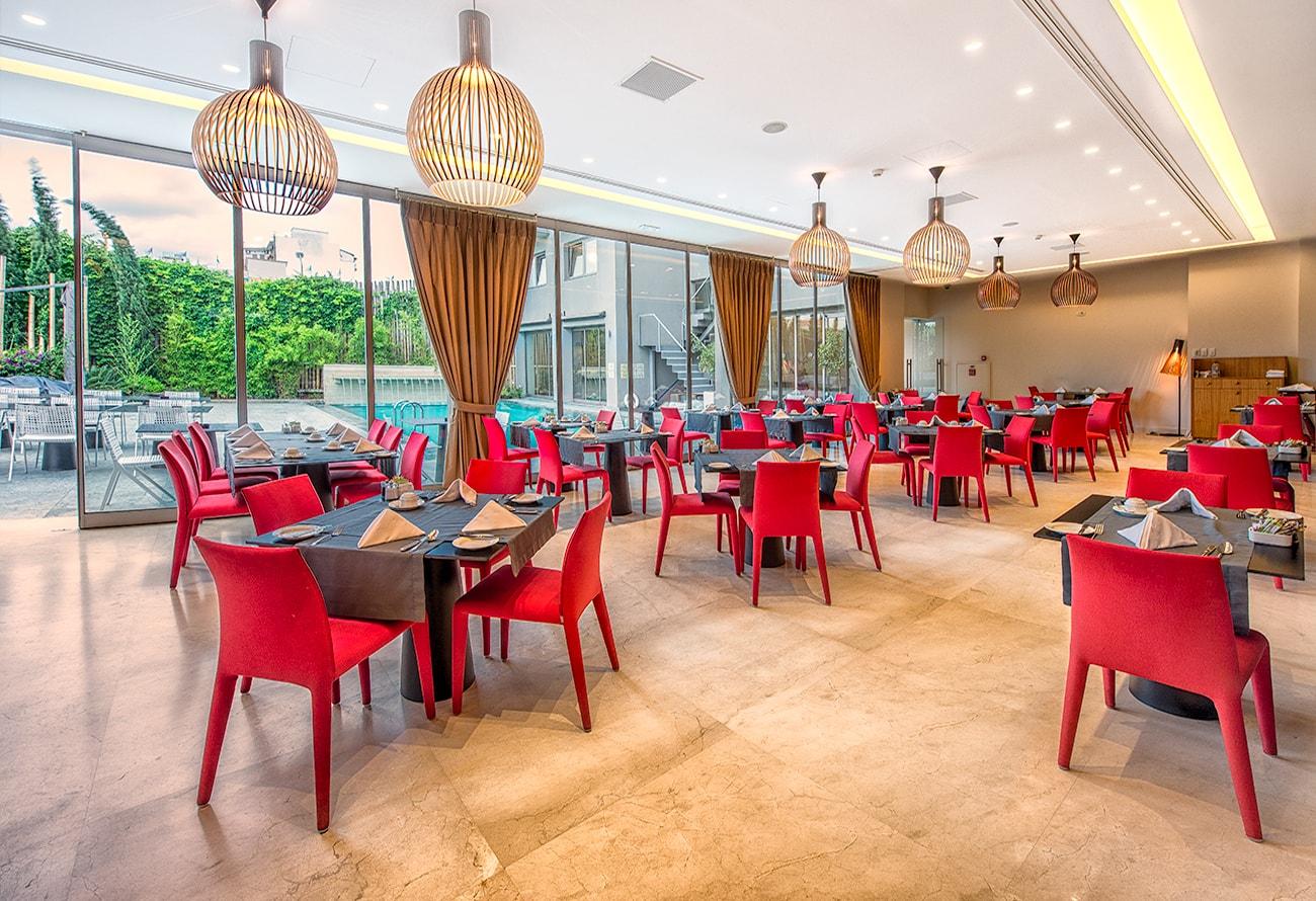 samaria hotel restaurant