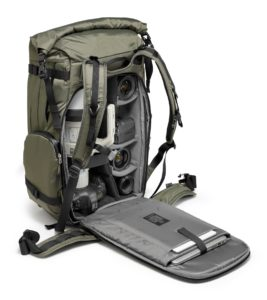 Gitzo Adventury 45L camera backpack for DSLR with 600mm lens