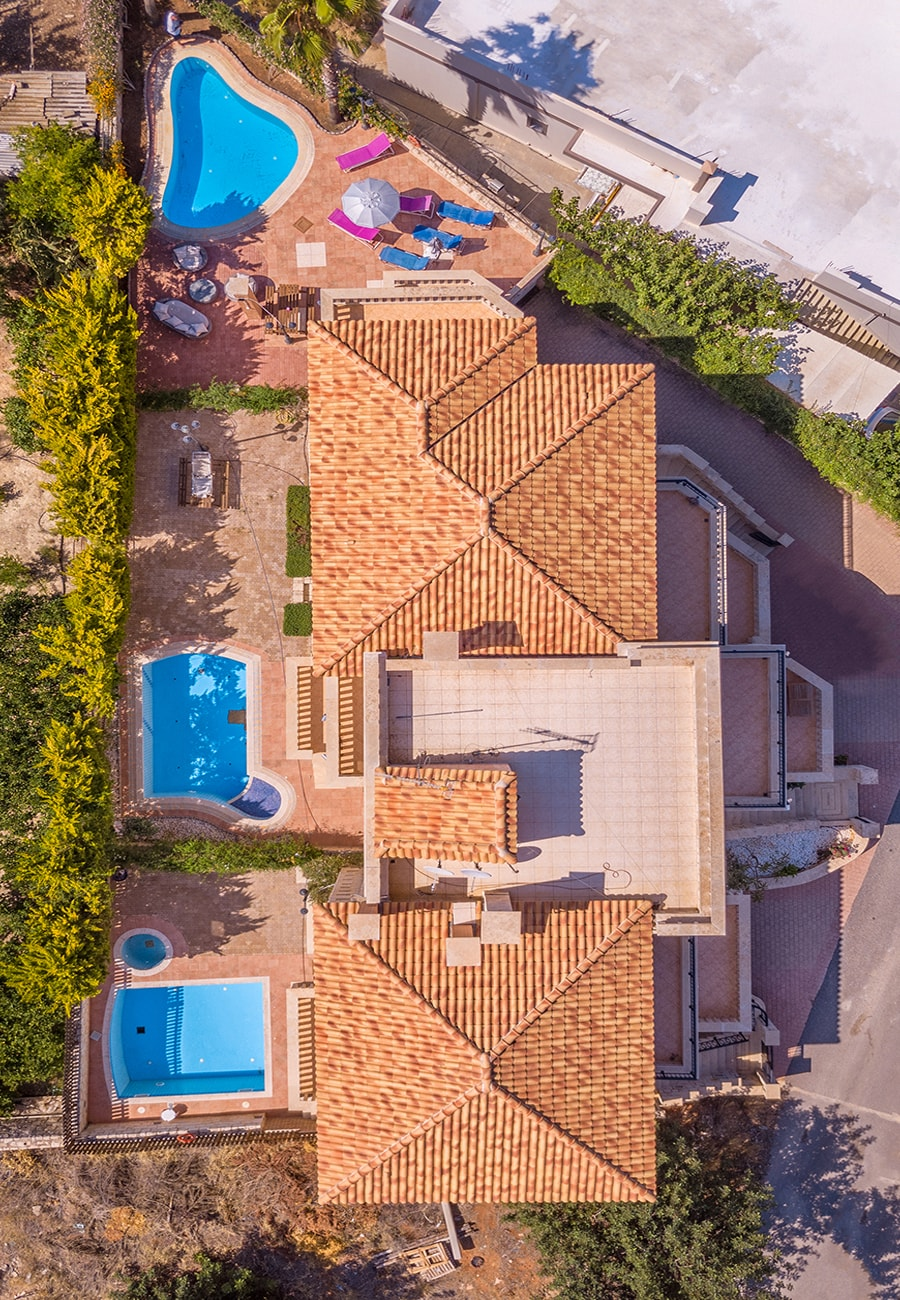 drone photography for Airbnb