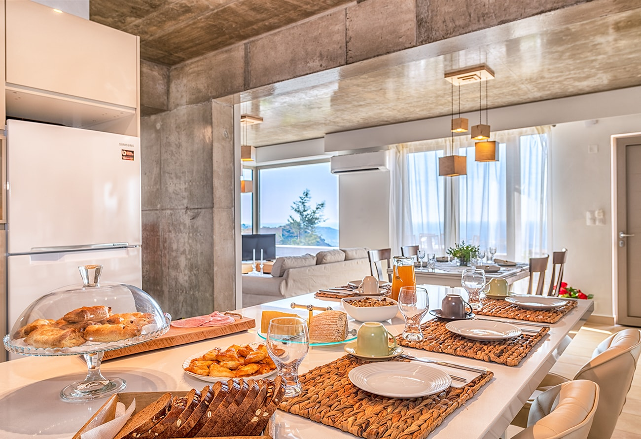 Apartments for Airbnb...breakfast