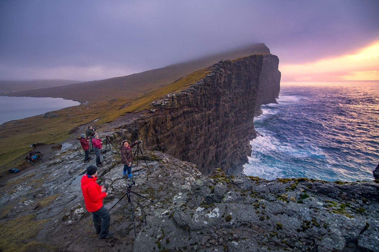 Faroe island workshop