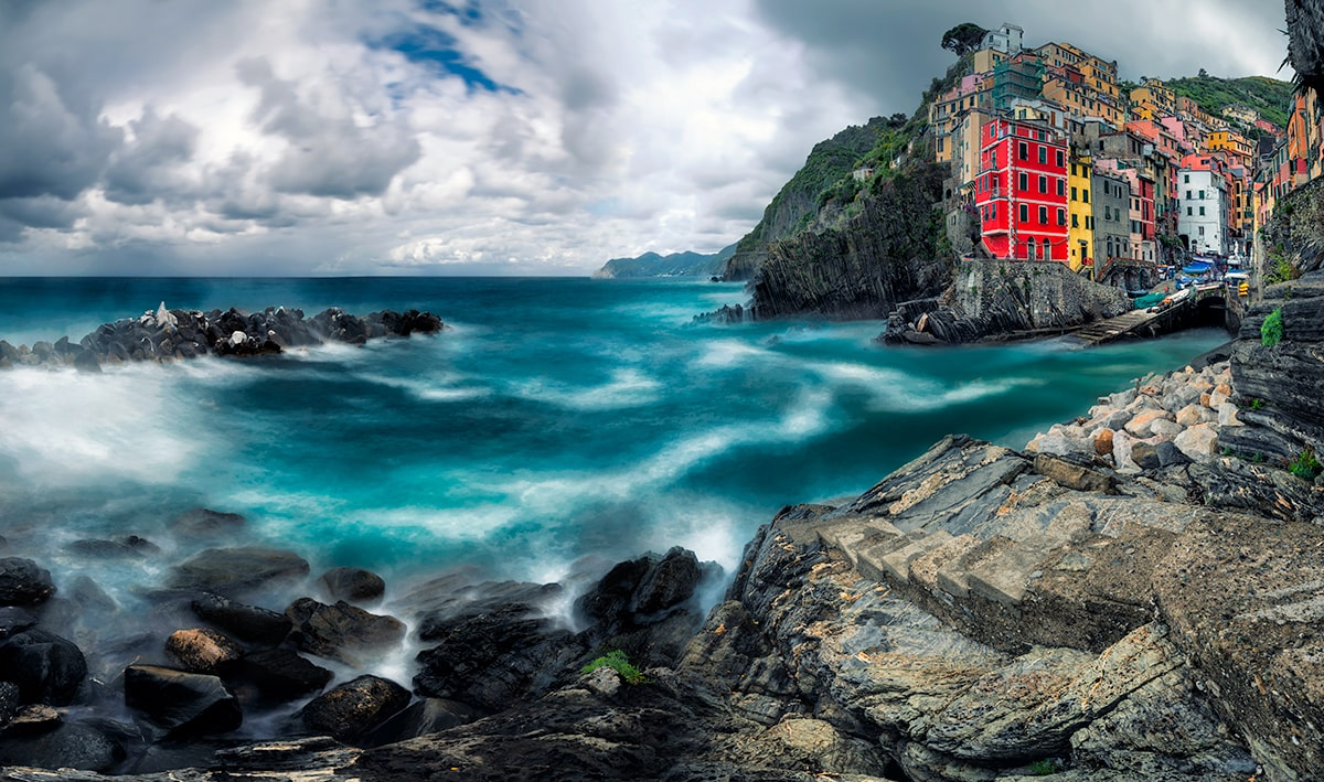 Rating: Riomaggiore 4.33240 Riomaggiore is the first village of the Cinque Terre on the side of La Spezia
