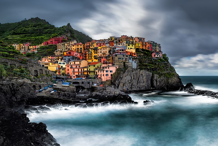 The Italian Riviera is not short of rugged coastline or romantic towns and villages, but the five fishing communities of the Cinque Terre are its most iconic highlight.